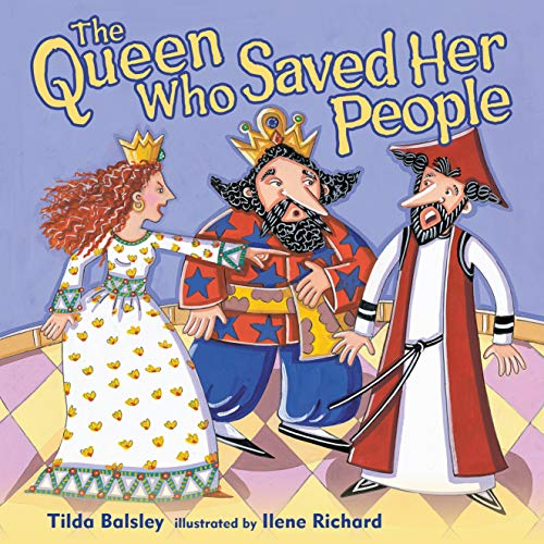 The Queen Who Saved Her People By Tilda Balsley