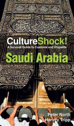 Saudi Arabia By Peter North