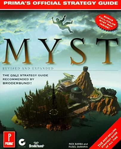 Myst By Rick Barba