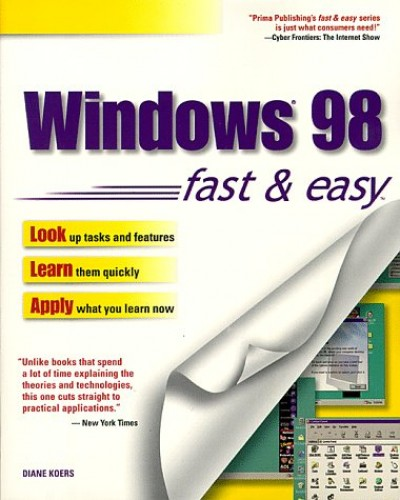Windows 98 Visual Learning Guide By Diane Koers