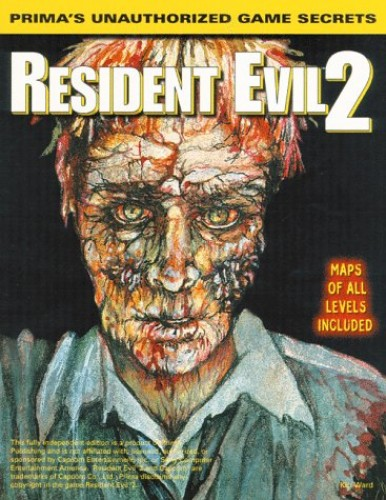 Resident Evil 2 By Kip Ward