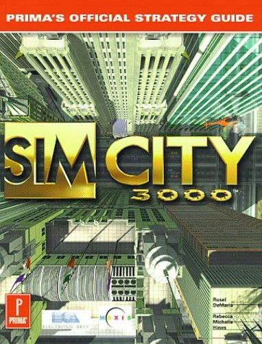 SimCity 3000 By Rusel DeMaria