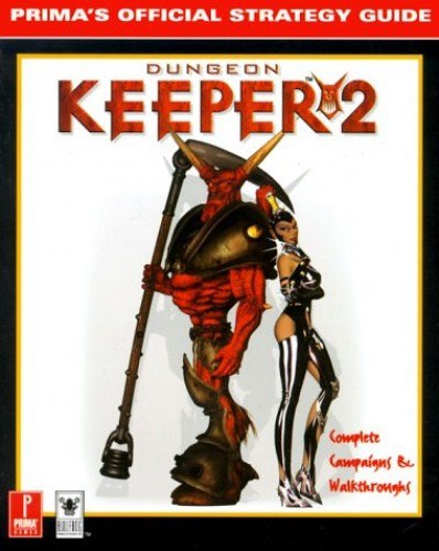 Dungeon Keeper 2 By Prima Publishing