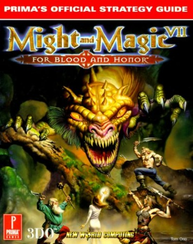 Might and Magic VII By Prima Development