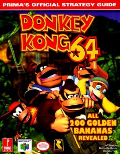 Donkey Kong 64 By Prima Development