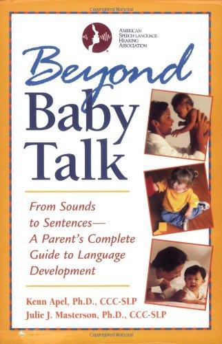 Beyond Baby Talk By Julie Masterton