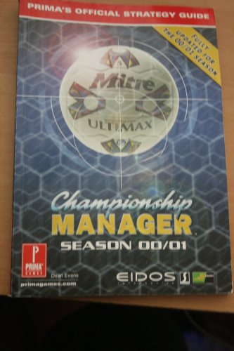 Championship Manager By Prima Development