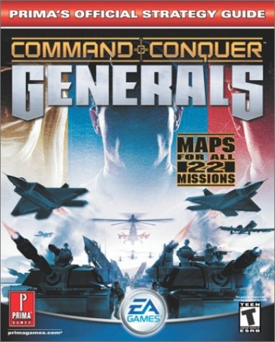 Command and Conquer: Generals (Prima's Official Strategy Guide) By Prima Development