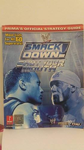 WWE Smackdown! Shut Your Mouth By Prima Development