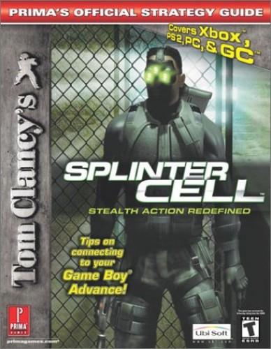 Tom Clancy's Splinter Cell By Prima Publishing