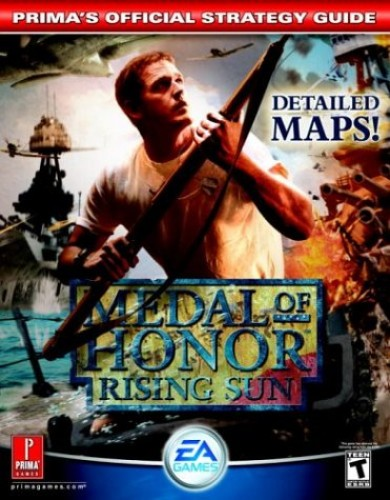 Medal of Honor: Rising Sun - Official Strategy Guide By Prima Development