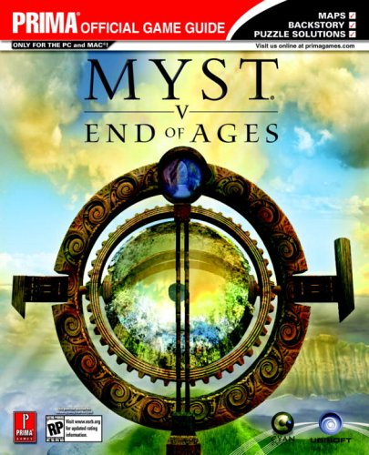 Myst V End of Ages By Bryan Stratton