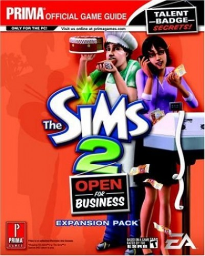 The Sims 2 - Open for Business Expansion Pack By G. Kramer