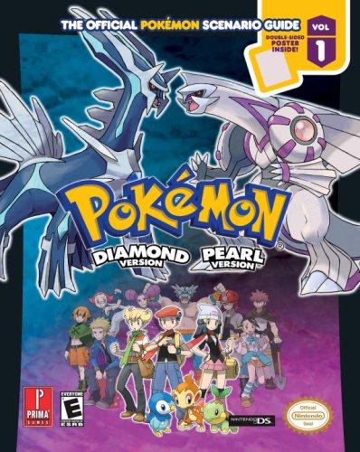 Pokemon Diamond & Pokemon Pearl By Mario De Govia