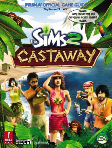 Sims 2 Castaway Official Game Guide By Prima Development