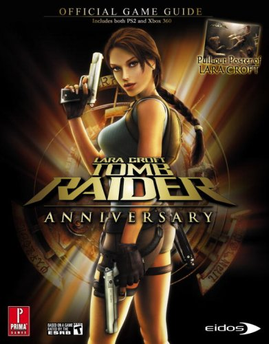 Lara Croft Tomb Raider Anniversary (XBOX360, PS2) By David Hodgson