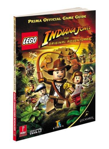 Lego Indiana Jones By Prima Development