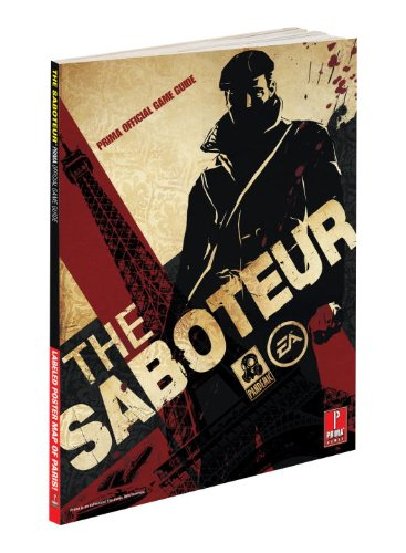 Saboteur: Official Strategy Guide (Prima Official Game Guides) By Michael Searle