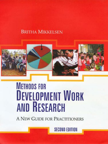 Methods for Development Work and Research By Britha Helene Mikkelsen