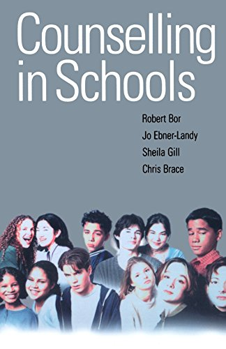 Counselling in Schools by Dr Robert Bor