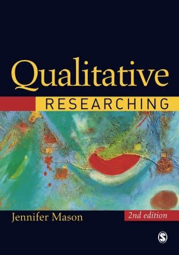 Qualitative Researching By Jennifer Mason