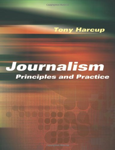 Journalism By Tony Harcup