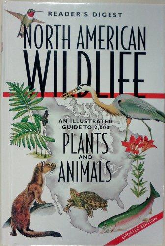 """""""Reader's Digest"""" North American Wildlife By Susan J. Wernert"""