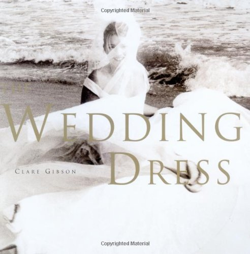 Wedding Dress By Clare Gibson