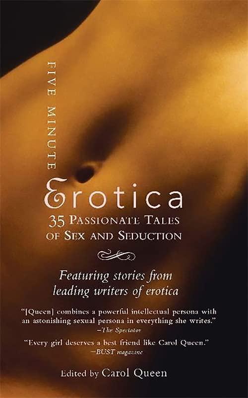 Five-Minute Erotica by Carol Queen