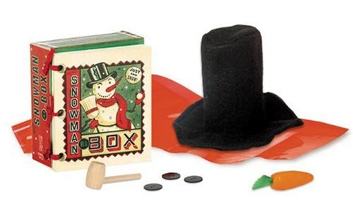 Mini Snowman in a Box By Nancy Armstrong