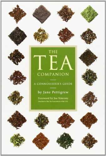 The Tea Companion By Jane Pettigrew