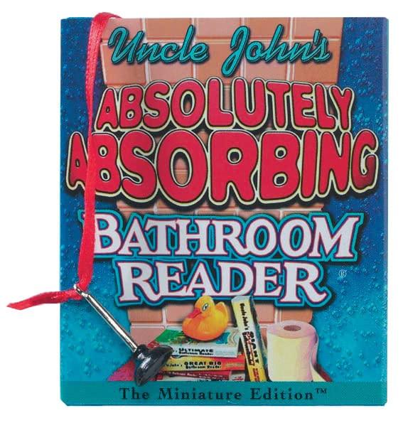 Uncle John's Ahh-Inspiring Bathroom Reader By Bathroom Reader's Institu