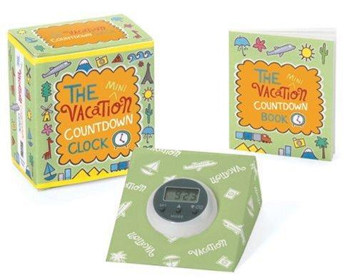 The Mini Vacation Countdown Clock By Sarah O'Brien