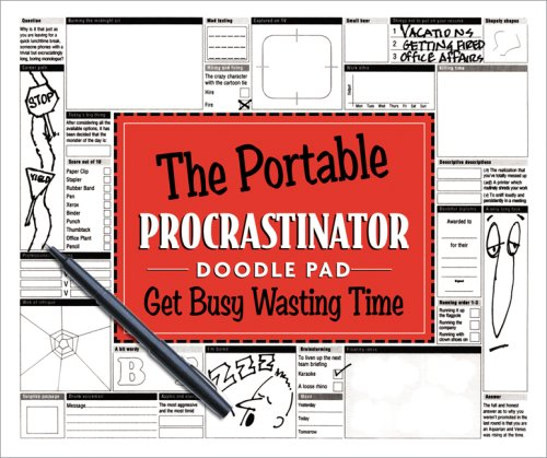 The Portable Procrastinator By Production Line Limited