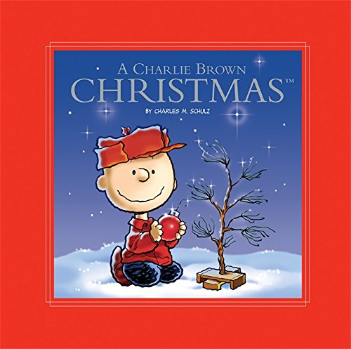 Peanuts: A Charlie Brown Christmas Deluxe Ed By Charles Schulz