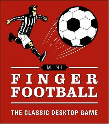 Mini Desktop Finger Football Kit By Perseus