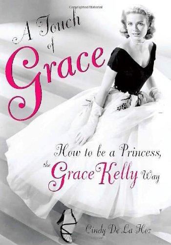 A Touch of Grace By Cindy De la Hoz