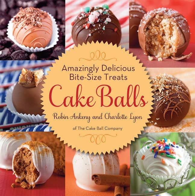 Cake Balls By Charlotte Lyon