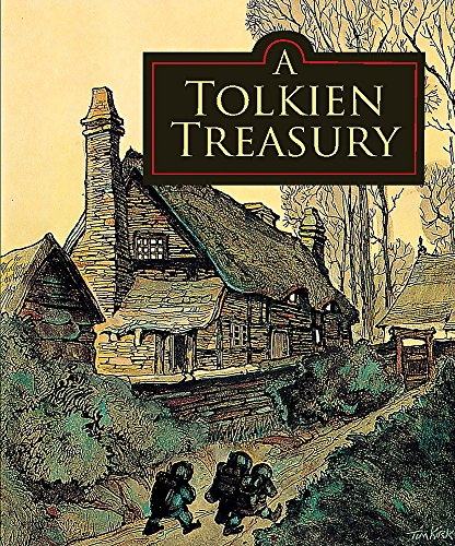 A Tolkien Treasury by Running Press