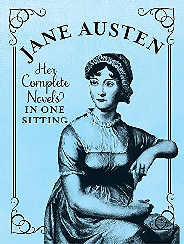 Jane Austen: The Complete Novels in One Sitting (Miniature Editions) By Jennifer Kasius (Editorial Director)