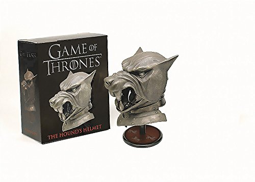 Game of Thrones: The Hound's Helmet By Edited by Running Press