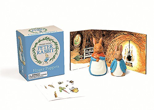 Peter Rabbit Finger Puppets By Illustrated by Beatrix Potter