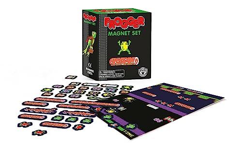 Frogger: Magnet Set By Running Press