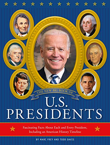 The New Big Book of U.S. Presidents 2020 Edition By Running Press