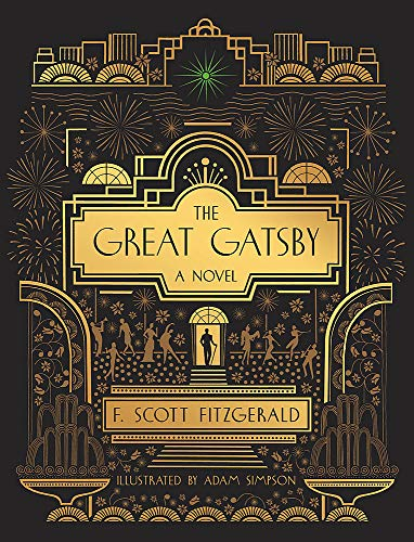 The Great Gatsby: A Novel By F. Scott Fitzgerald