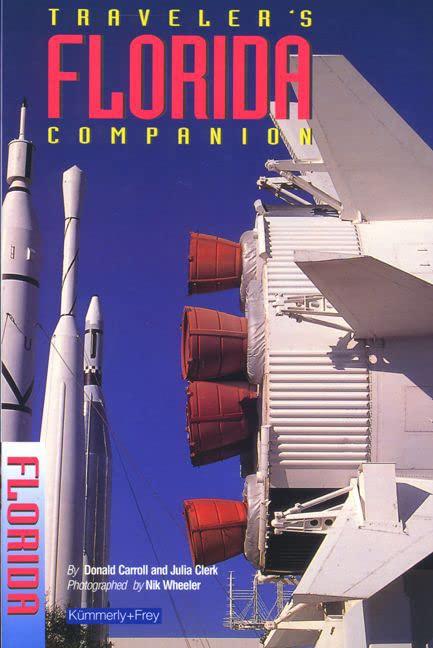Traveler's Companion Florida, 2nd By Donald Carroll