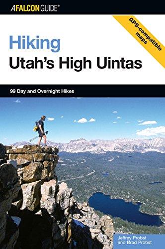 Hiking Utah's High Uintas By Jeffrey Probst