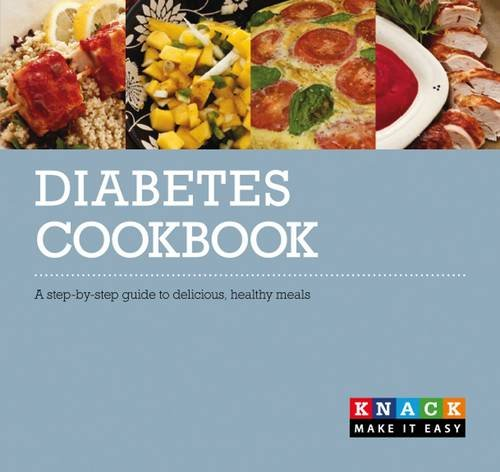 Diabetes Cookbook: A Step-by-step Guide to Delicious, Healthy Meals by Nancy Maar