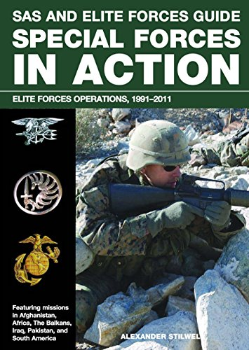 SAS and Elite Forces Guide Special Forces in Action By Alexander Stilwell
