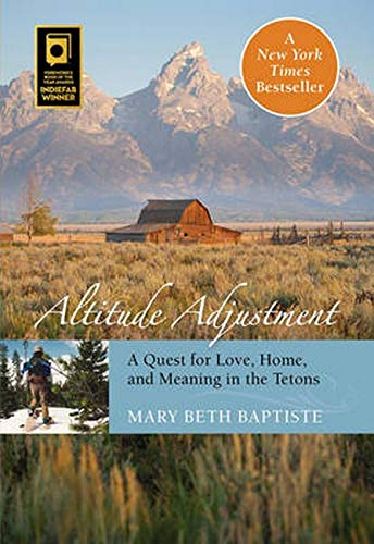 Altitude Adjustment By Mary Beth Baptiste